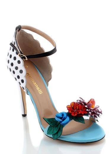 POLETTO İnce Topuklu Sandalet